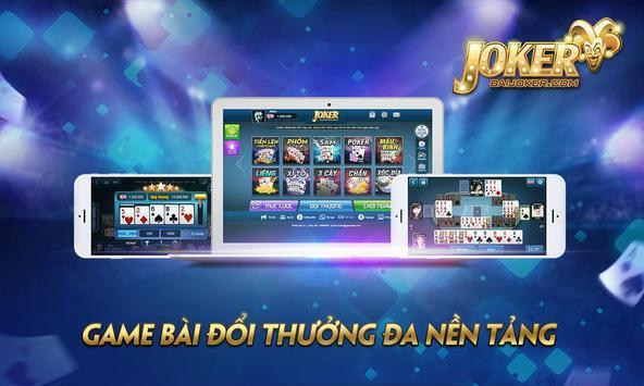 BaiJoker - Game bai doi thuong screenshot 15
