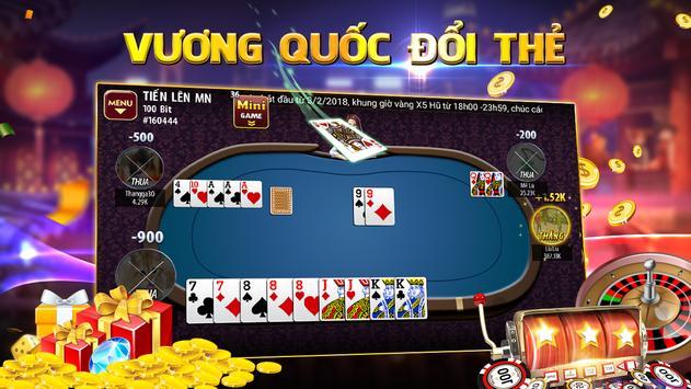 Nổ hũ - Trum hely club - Game danh bai doi thuong screenshot 1