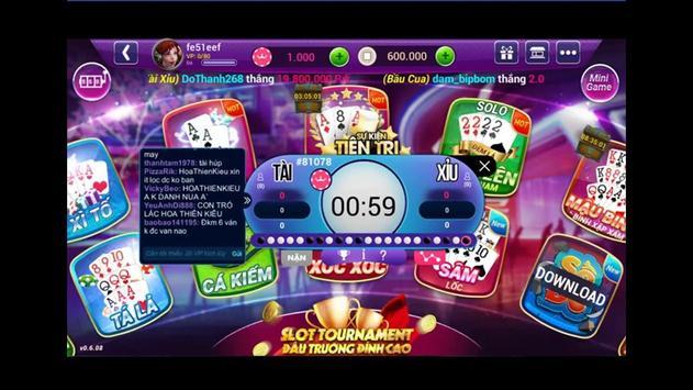 ZPLAY - Fang69 iWin Tip Club Bon screenshot 1