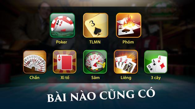 Game bài Online miễn phí poster