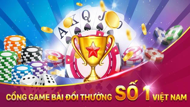 Danh Bai Doi Thuong 2018 - Game Bai Doi Thuong poster