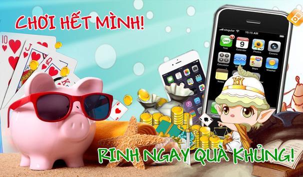 Game bai doi thuong 2016 apk screenshot