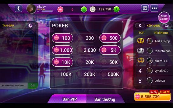 Game Bài RikVIP poster