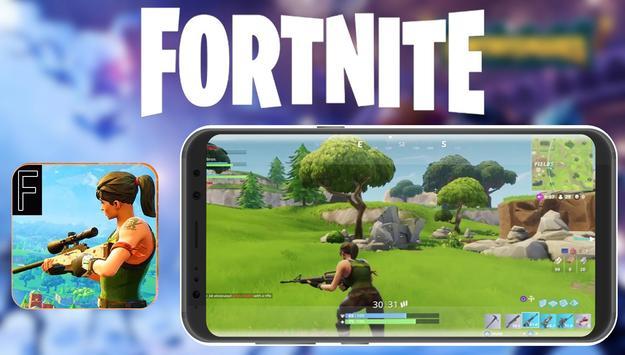 |Fortnite Mobile| poster