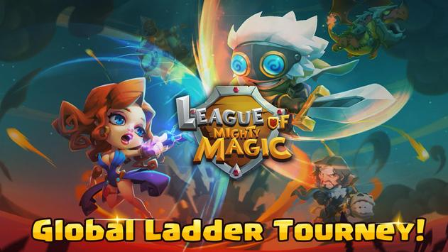 League of Mighty Magic poster