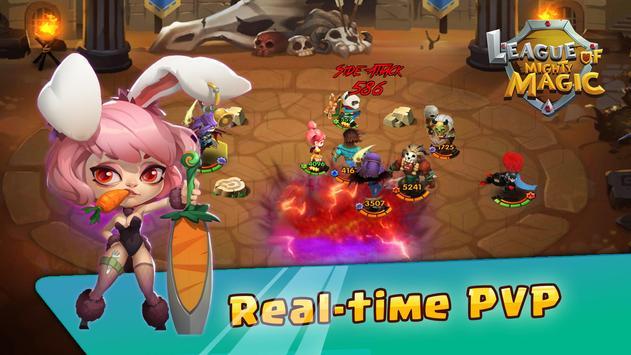 League of Mighty Magic apk screenshot