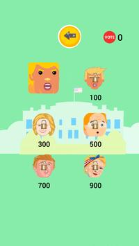 SwitchGravity Trump vs Hillery apk screenshot