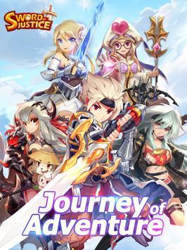Sword Of Justice(ARPG) poster