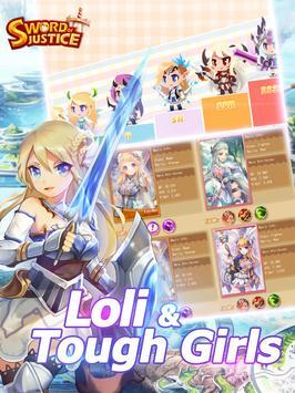 Sword Of Justice(ARPG) screenshot 2