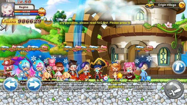 Starlight Legend Global screenshot 17