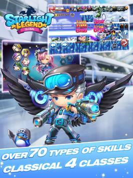 Starlight Legend Global screenshot 7