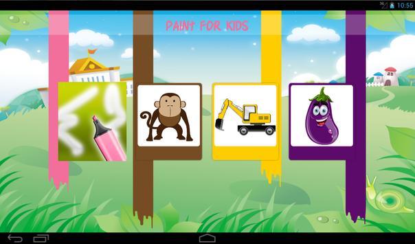 Game Belajar Mewarnai Gambar Apk Download Gratis Pendidikan