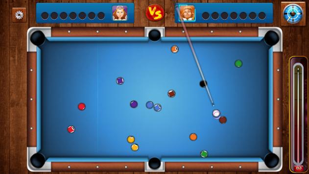Pool Billiards Ball screenshot 5