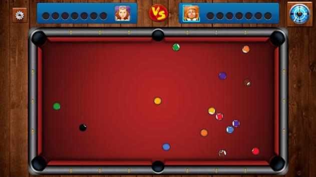 Pool Billiards Ball screenshot 1