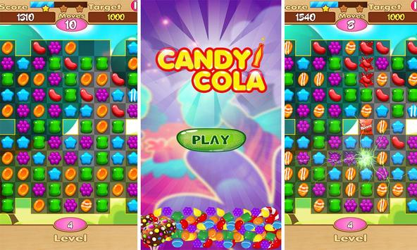 Cola Candy 🍬🍬 screenshot 1