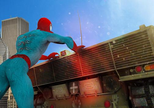 Superhero Strange War Hero screenshot 2