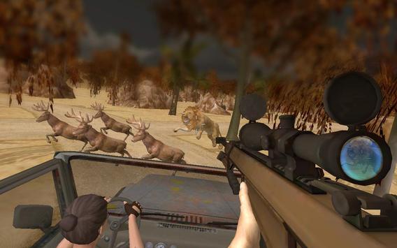 Sniper Safari Hunter Survival poster
