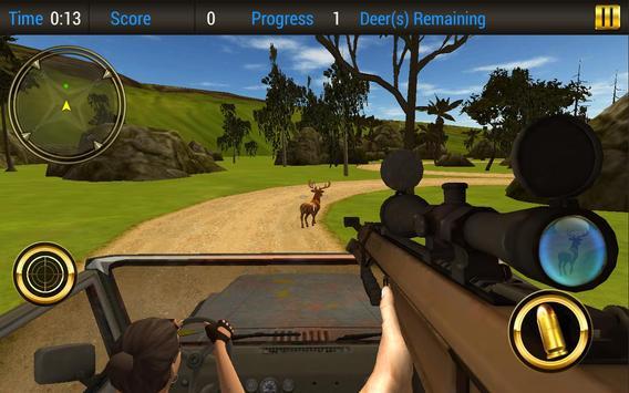 Sniper Safari Hunter Survival screenshot 15