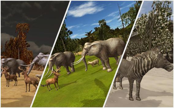 Sniper Safari Hunter Survival screenshot 16