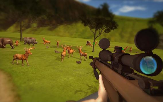 Sniper Safari Hunter Survival screenshot 1
