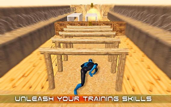 Elite Spider Training Free screenshot 3