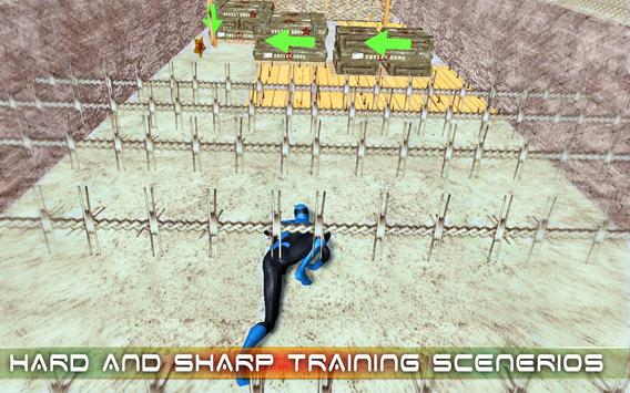 Elite Spider Training Free screenshot 16