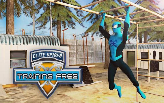 Elite Spider Training Free screenshot 6