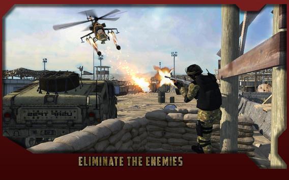 Gunship Air Attack : Battle 3D screenshot 1