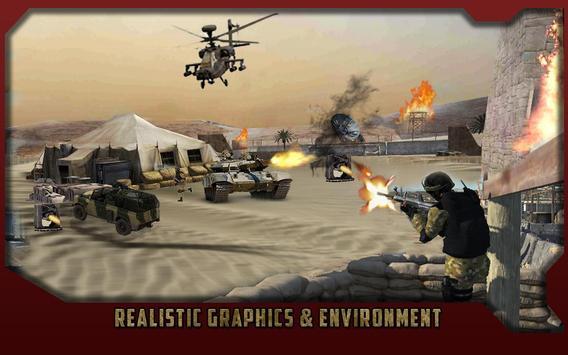 Gunship Air Attack : Battle 3D screenshot 2