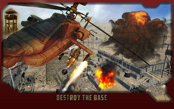 Gunship Air Attack : Battle 3D screenshot 8
