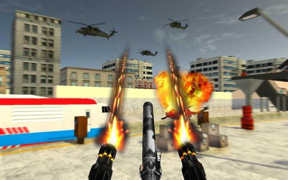 City Hero Legacy:Power Shooter apk screenshot