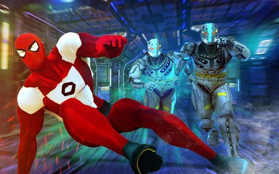 Super Strange Robot War Hero poster