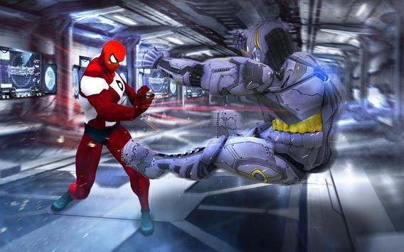 Super Strange Robot War Hero apk screenshot