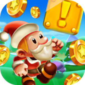 Super Santa Running icon