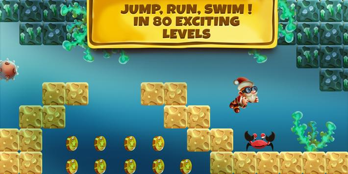 Super Santa Running apk screenshot