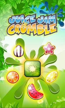 Juice Jam Crumble poster
