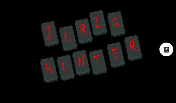 Jurig Hunter poster