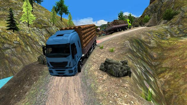 Truck Driving Master – Cargo Trailer Drive screenshot 4