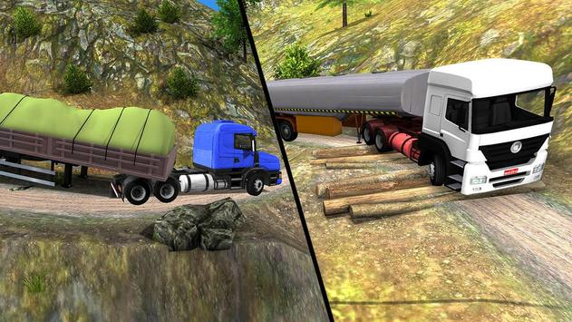 Truck Driving Master – Cargo Trailer Drive screenshot 7