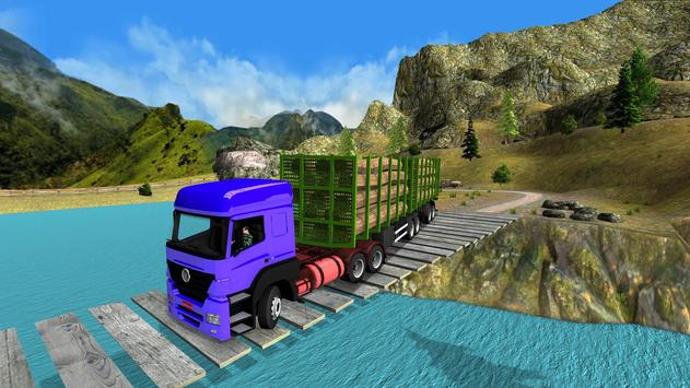 Truck Driving Master – Cargo Trailer Drive screenshot 10