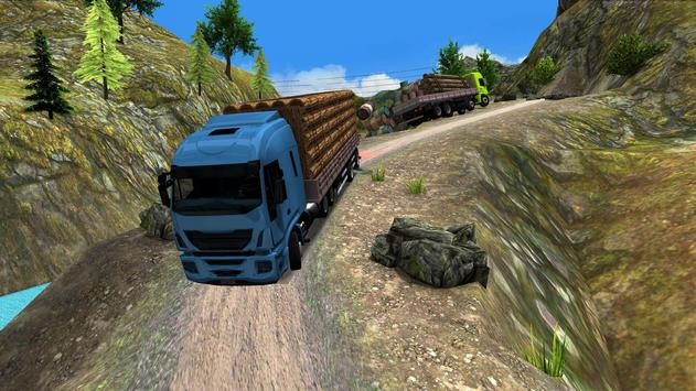 Truck Driving Master – Cargo Trailer Drive screenshot 12