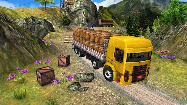 Truck Driving Master – Cargo Trailer Drive screenshot 16