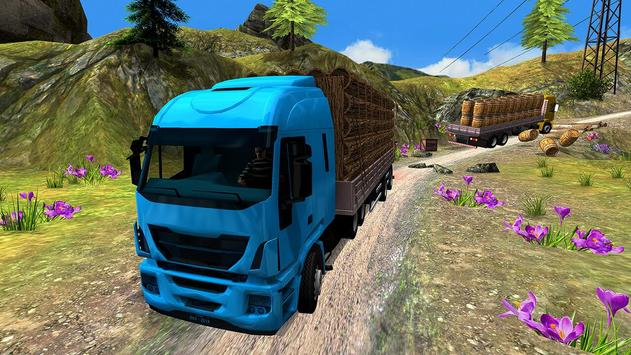 Truck Driving Master – Cargo Trailer Drive screenshot 1