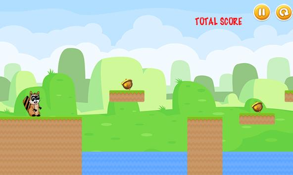 Hoppy Squirrel apk screenshot