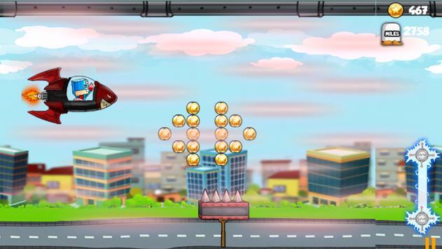 Cube Craft Captain Boy screenshot 2