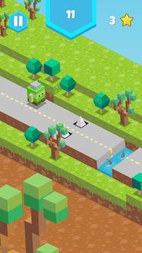Blocky Road screenshot 1