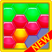 Hexagon Galaxy icon