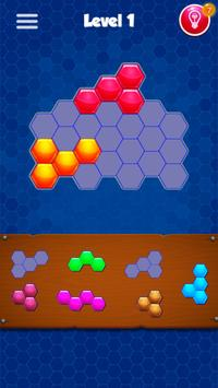 Hexagon Galaxy apk screenshot