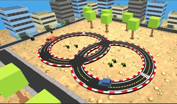 Loopy Roads 3D apk screenshot