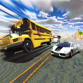 Traffic Highway Racer Game icon